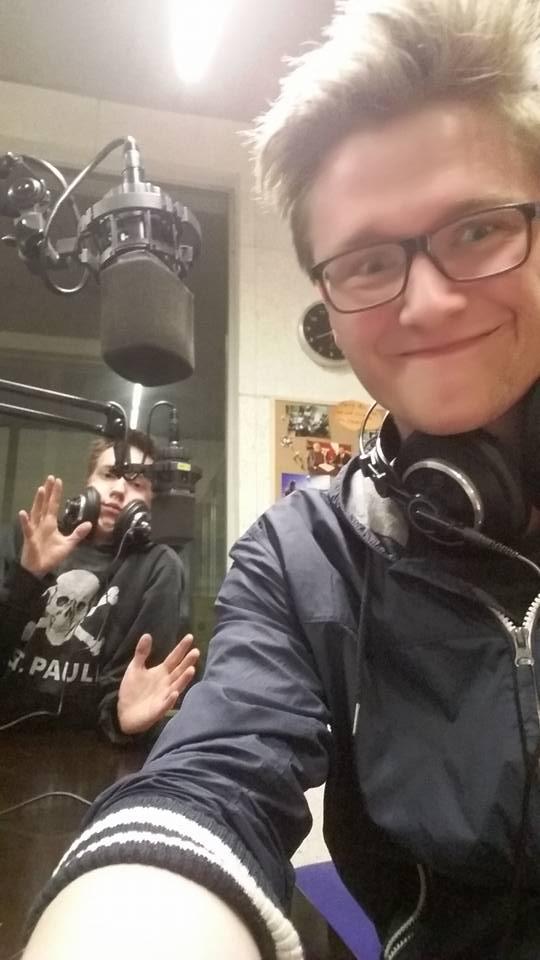 ann and pat Radioshow