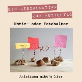 Muttertag-Geschenkidee