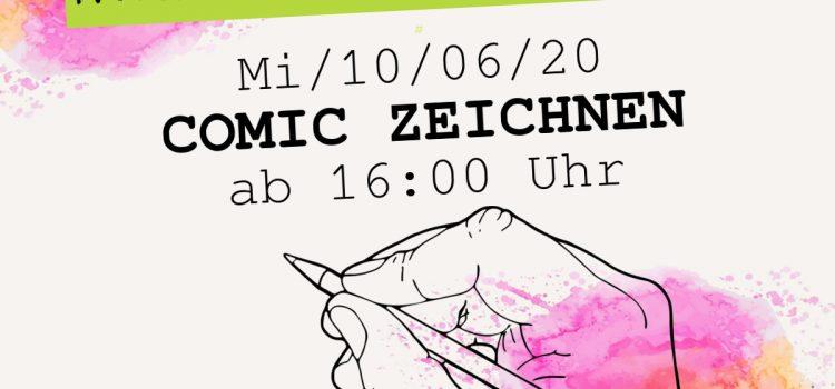Kreativ-Werkstatt: Comic zeichnen