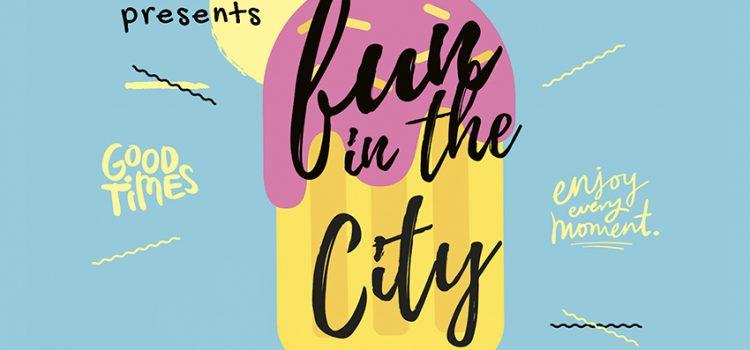 """Fun in the city"" Sommerferienprogramm"