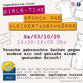 Girls Time unter dem Motto Nachhaltigkeit