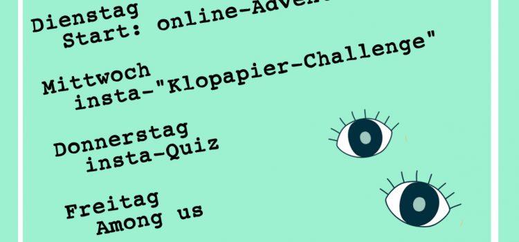 Online Wochenprogramm KW 49