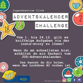 Adventskalender-Challenge