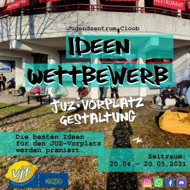 Ideen-Wettbewerb für JUZ-Vorplatz