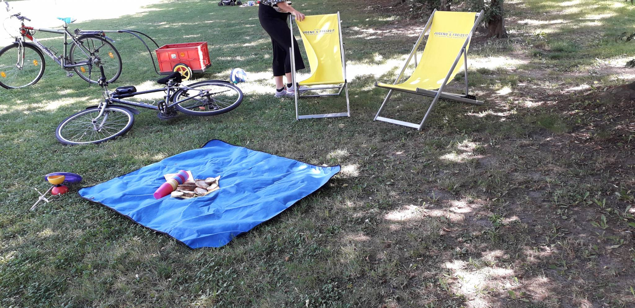 Picknick am Rädlerweg