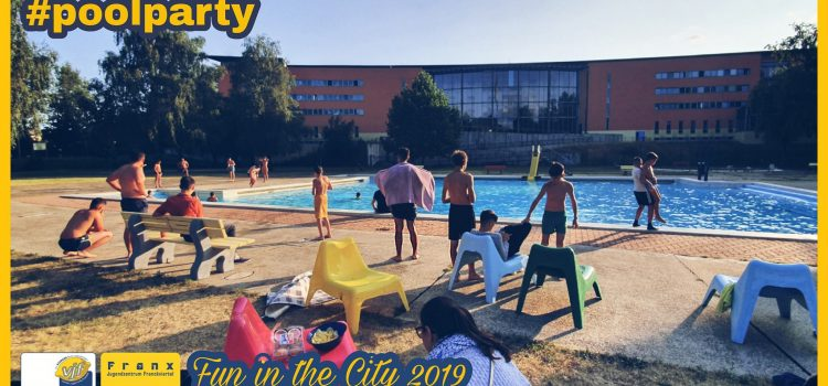 #Fun in the City 2019 | Pool Party |