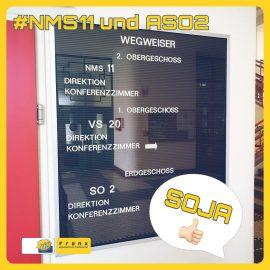 NMS11 und ASO2 | Südbahnhofmarkt