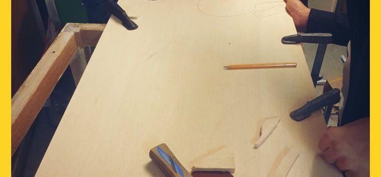 #Maunatog | DIY Ping Pong Schläger Workshop