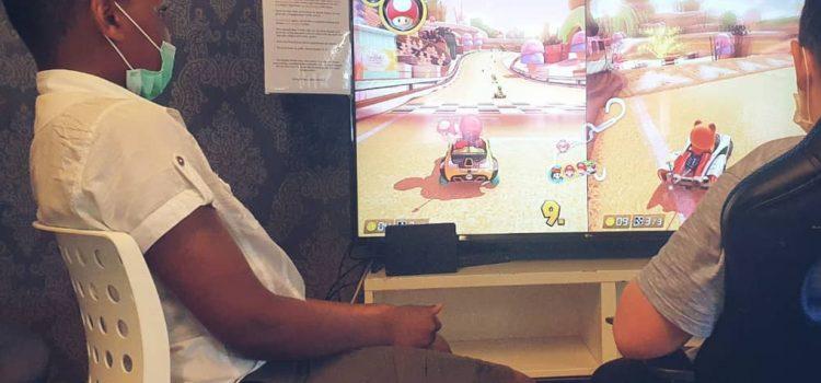 #Mario Kart im JUZ