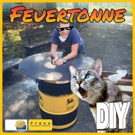 DIY Workshop | Feuertonne