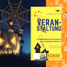 Halloween | Programm Freitag 30.10. und Samstag 31.10.2020