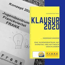 Klausur 2020 – Ideenschmiede für 2021