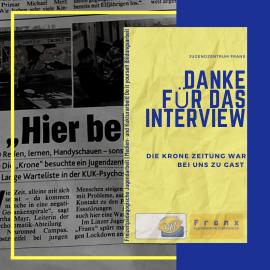 Krone Zeitung   Danke für das Interview