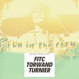 Fun in the City | Torwandschießen | Video