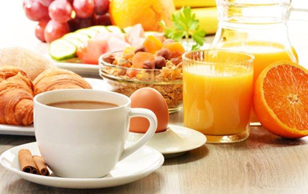 JUST Frühstück