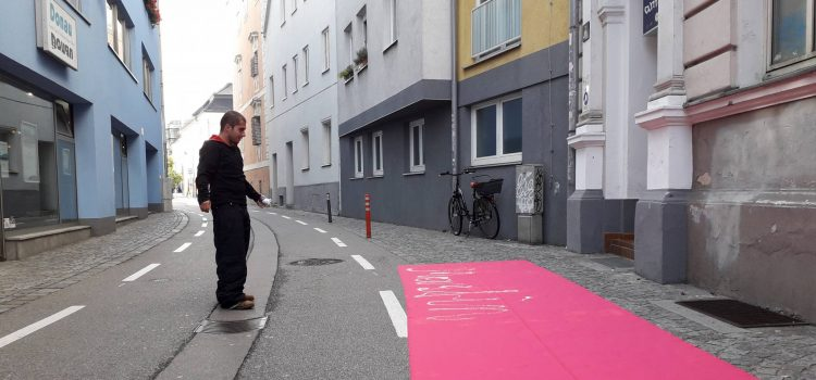 Wie geht denn Streetwork ohne Straße???