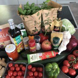 Feel good! Wie man gesundes und leckeres Essen kocht!