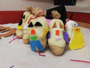 Kresseköpfe von den Bulgari-Kids