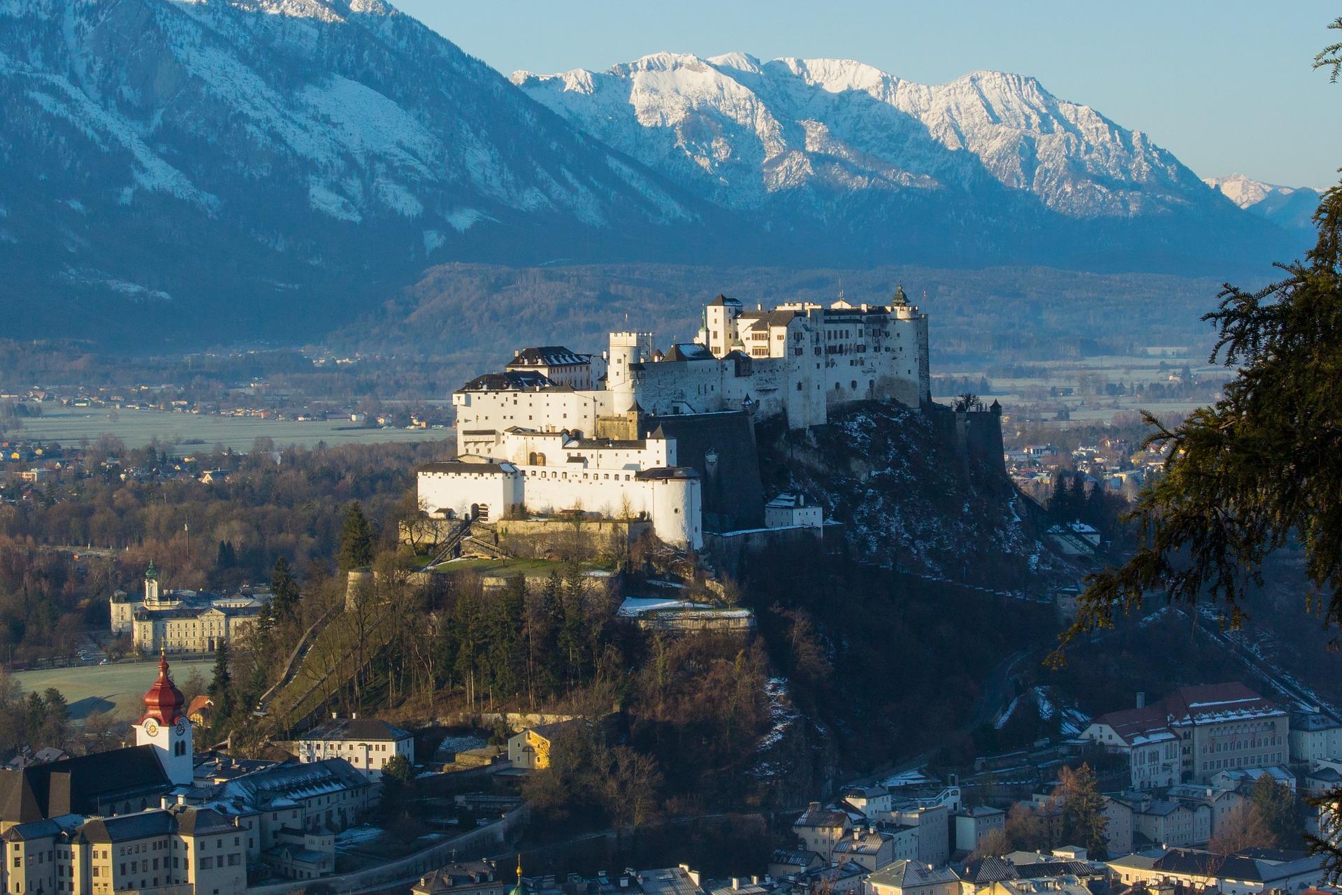Österreichtag - Salzburg