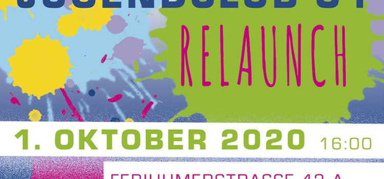 Eröffnungsfeier 1. Oktober 2020