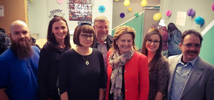 YEAH Party !!!! Das Jugendzentrum Cloob, in Ebelsberg, feierte seinen 30. Geburtstag!
